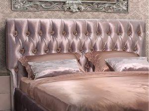 Перетяжка изголовья кровати в Костроме