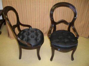 Реставрация стульев в Костроме