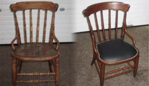 Перетяжка стульев на дому недорого в Костроме