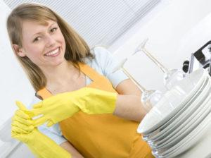 Мойка посуды на дому в Костроме
