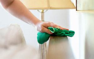 Уборка пыли в квартире и доме в Костроме