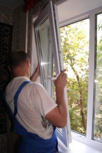 Замена створок пластиковых окон в Костроме
