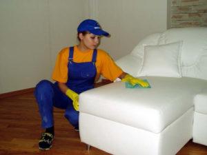 Чистка мебели на дому в Костроме