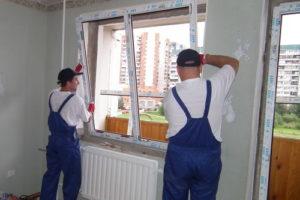Установка пластиковых окон в Костроме